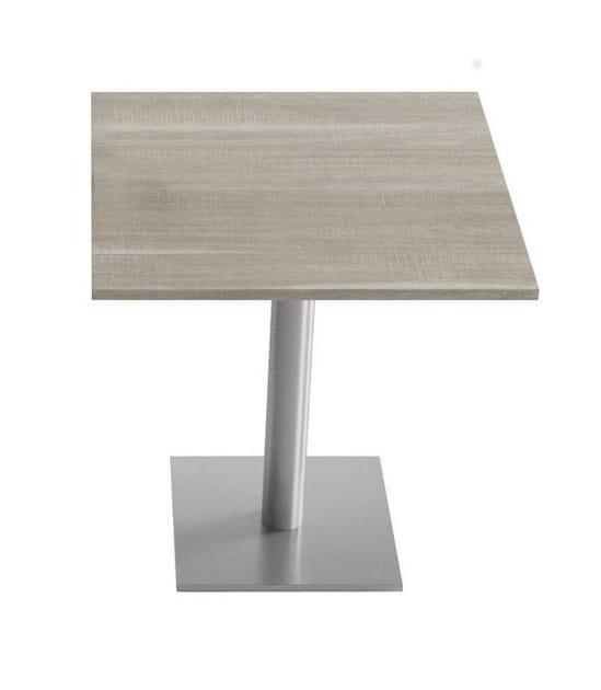 Square contract table SEMPRONIO | Contract table - IBEBI