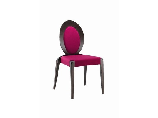 Medallion stackable chair SENDY | Beech chair - CIZETA