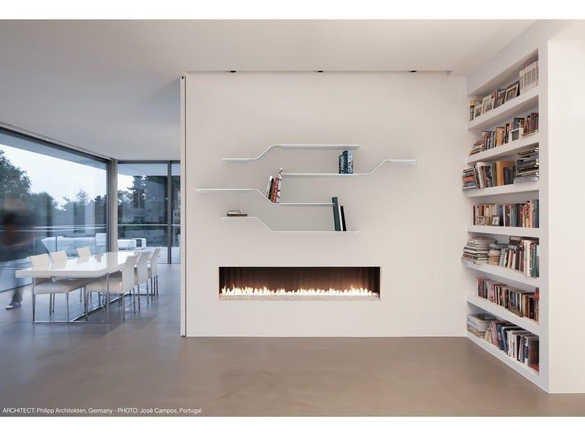 Powder coated aluminium wall shelf SET 13 - VIDAME CREATION