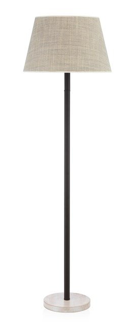 Classic style metal floor lamp SHABBY by ENVY