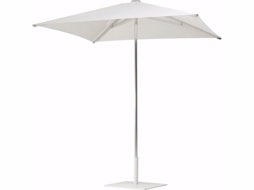 Square aluminium Garden umbrella SHADE 2X2 | Garden umbrella - EMU Group S.p.A.