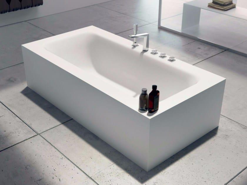 Rectangular bathtub SHAPE 02 - LASA IDEA