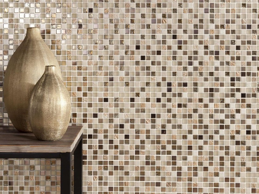 Ceramic mosaic SHAPES by Harmony