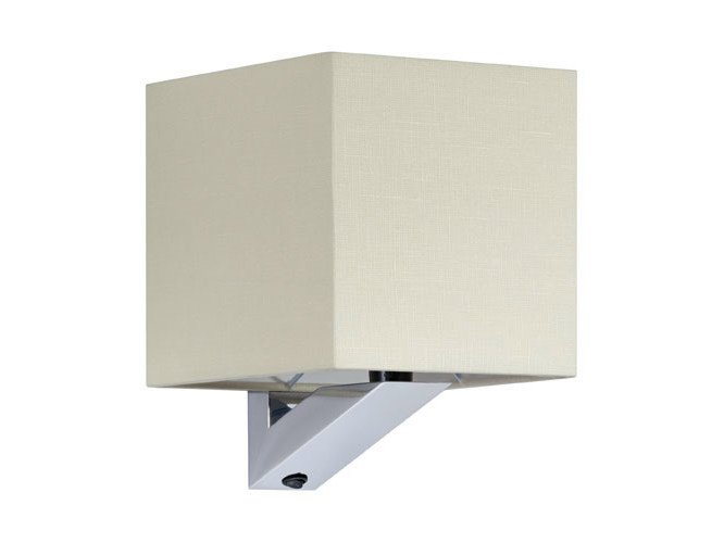Canvas wall light SHARON20 by Quicklighting