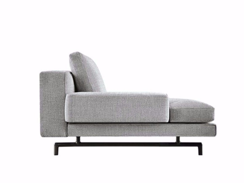 Sherman by minotti for Chaise longue manufacturers