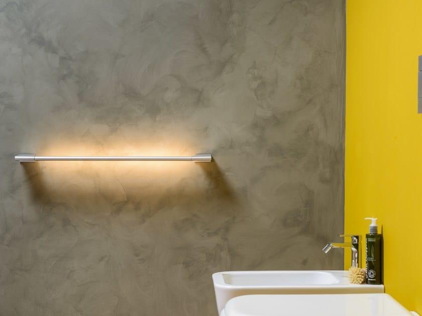 Aluminium towel rack / grab bar SHINE - EVER by Thermomat Saniline