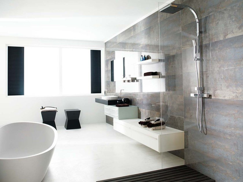 Indoor ceramic wall tiles SHINE by Venis