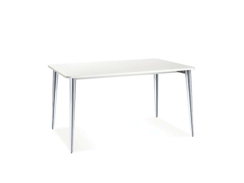 Extending rectangular laminate table SHIP - CREO Kitchens by Lube