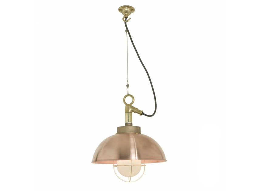 Brass pendant lamp with dimmer SHIPYARD | Pendant lamp - Original BTC
