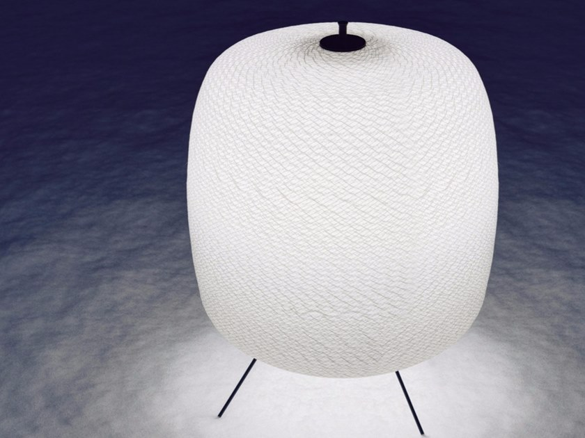 LED Floor lamp SHOJI OUTDOOR by DAVIDE GROPPI