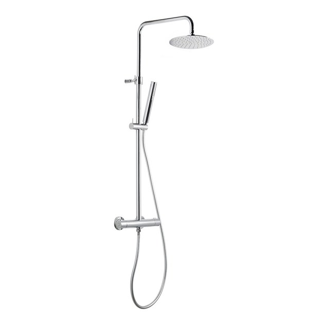 Thermostatic shower panel SHOWER COLUMNS | Thermostatic shower panel - NEWFORM