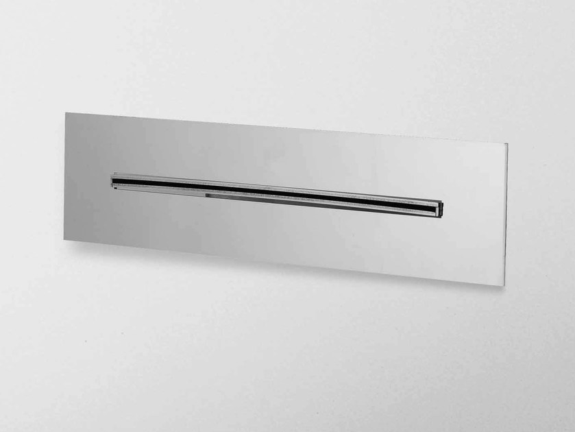 Wall-mounted waterfall spout SHOWER PLUS | Wall-mounted spout - ZUCCHETTI