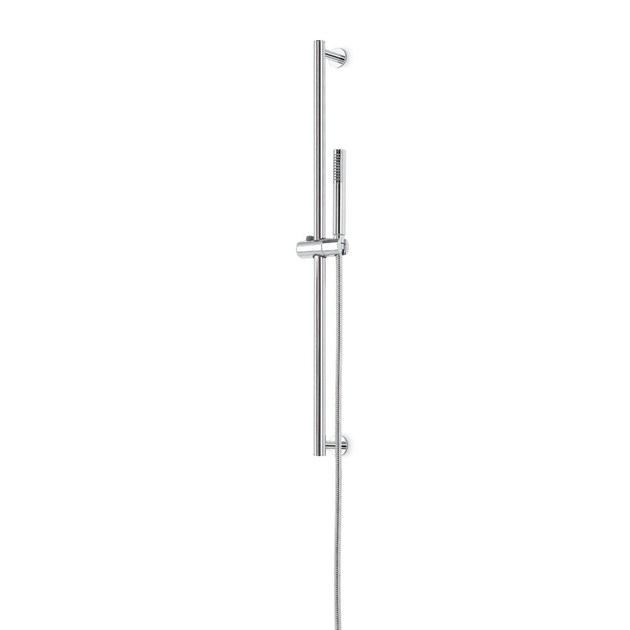 Shower wallbar with hand shower with hose SHOWER SET | Shower wallbar with hand shower - NEWFORM