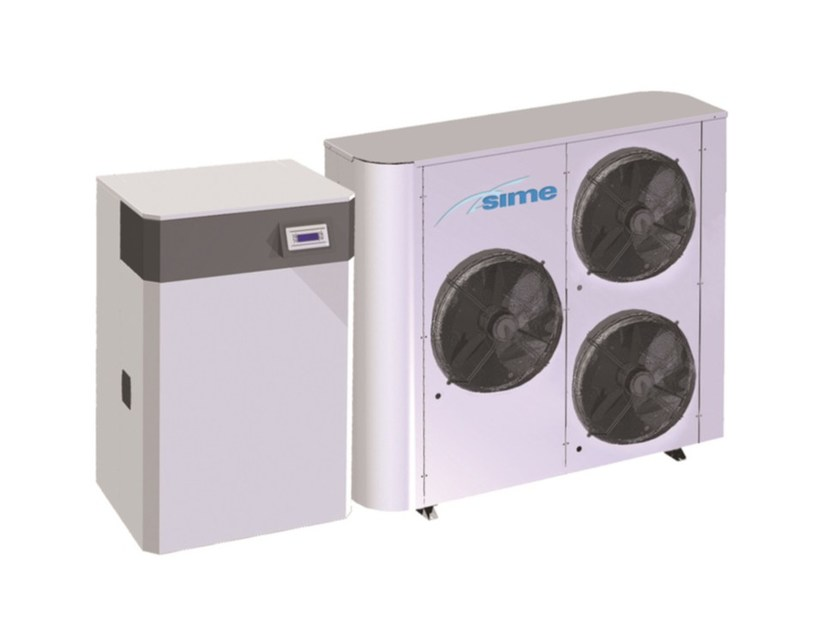 Air to water Heat pump SHP | Heat pump - Sime