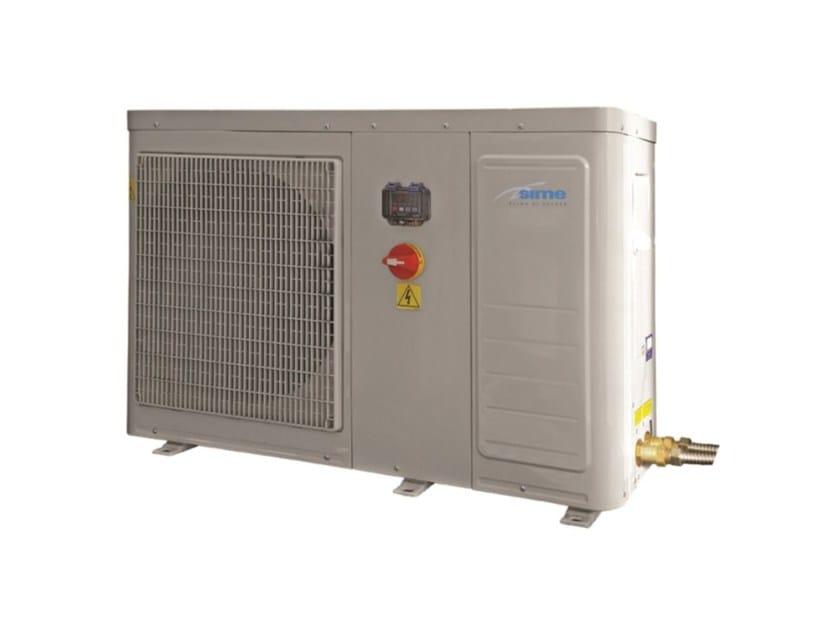 Air to water Heat pump SHP M ERP   Heat pump - Sime