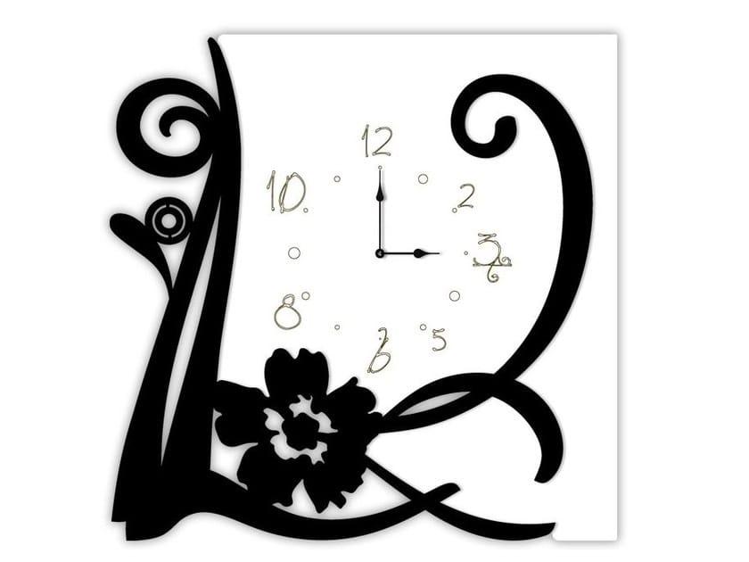 Orologio in MDF da parete SI-194 | Orologio - L.A.S.