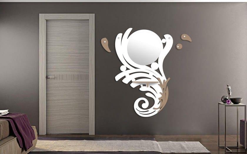 Cheap specchio a parete per ingresso with specchi per ingressi - Specchi moderni per ingresso ...