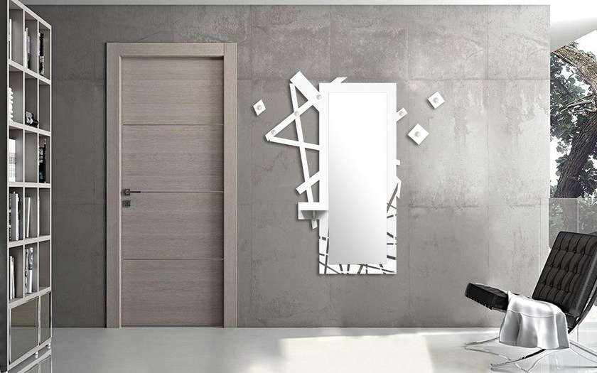 Perfect beautiful specchi particolari per ingresso for Specchio da parete camera amazon