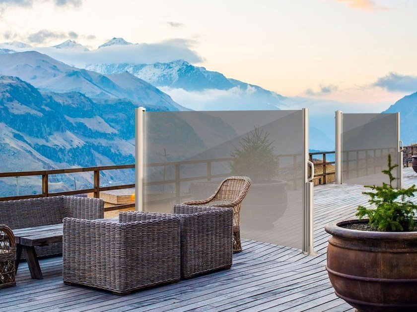 Schermo divisorio da giardino sicura plus ke outdoor design for Divisori da giardino