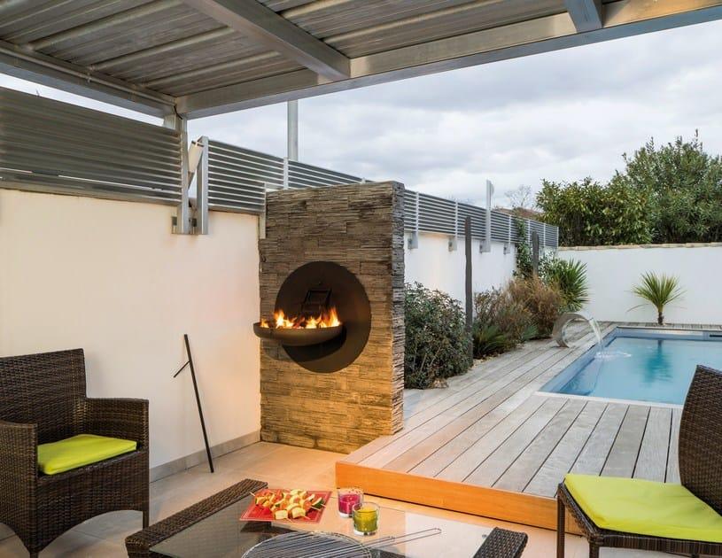barbecue a carbonella in acciaio inox sigmafocus focus. Black Bedroom Furniture Sets. Home Design Ideas
