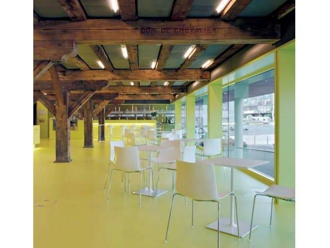 Continuous flooring SIKA® COMFORTFLOOR® by SIKA ITALIA