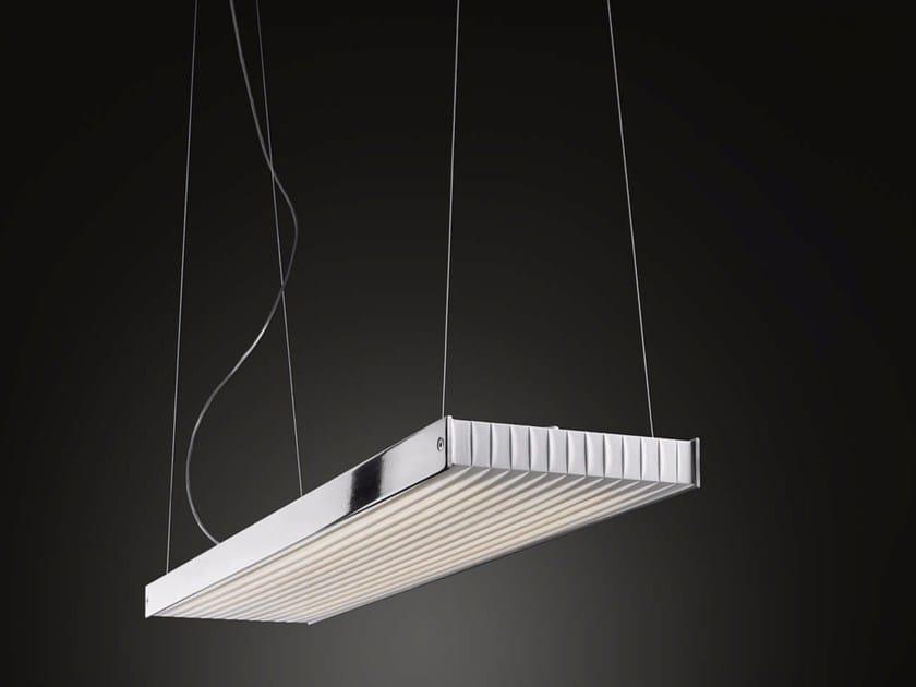 Aluminium pendant lamp SILANTRA | Pendant lamp - BOVER Il. Luminació & Mobiliario