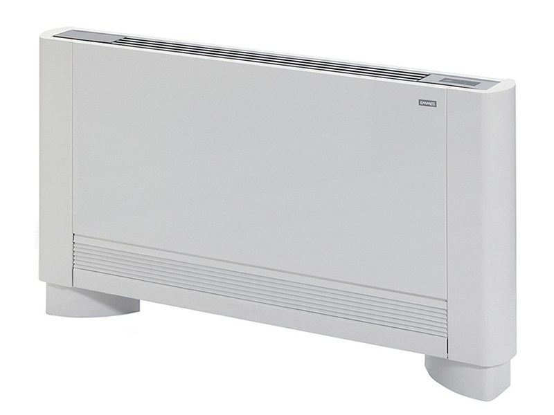 Wall-mounted floor-standing built-in fan coil unit SILENCE .... | Wall-mounted fan coil unit - EMMETI