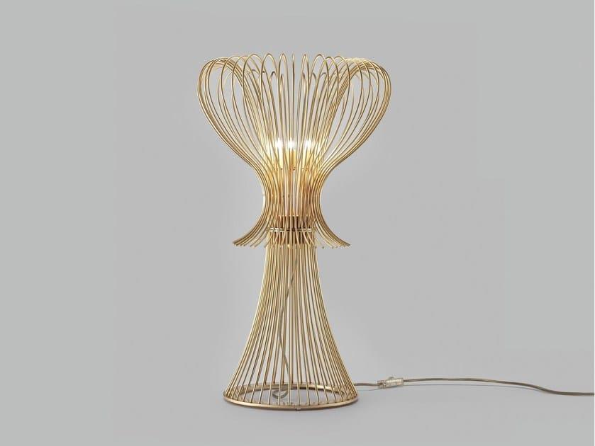 Metal table lamp SILHOUETTE | Table lamp - Metal Lux di Baccega R. & C.