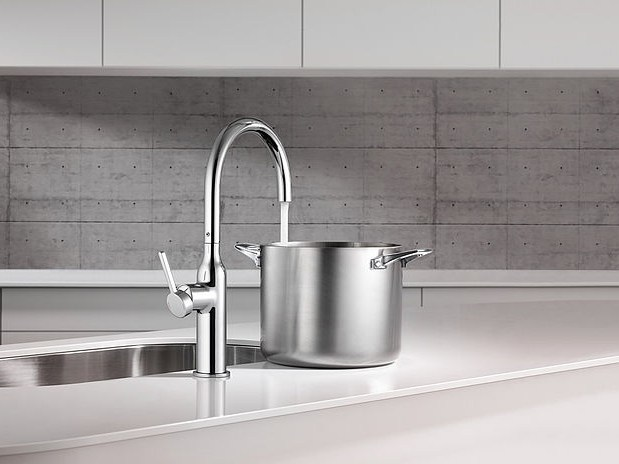 Countertop kitchen mixer tap KWC SIN | Kitchen mixer tap - Franke Water Systems AG, KWC