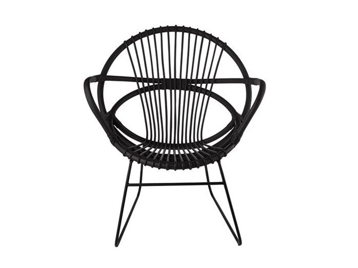 Rattan easy chair SINGAPORE | Easy chair - Pols Potten