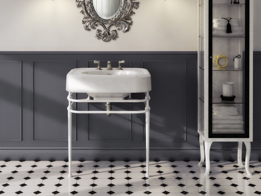 Console washbasin SINGLE MEMPHIS - Devon&Devon