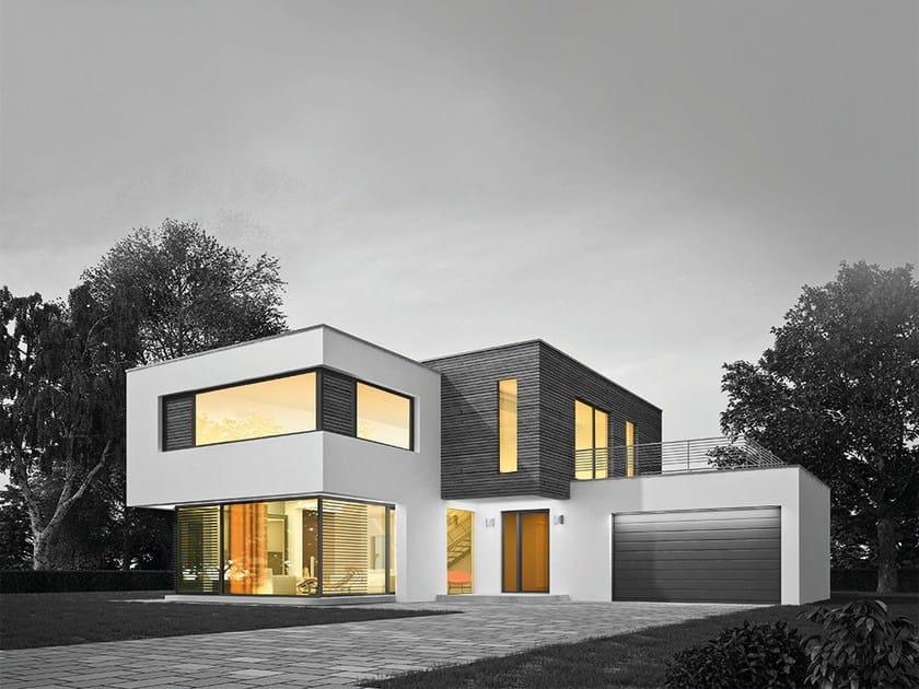 Wood and aluminium casement window SINTHESI® 2.0 - F.lli Pavanello