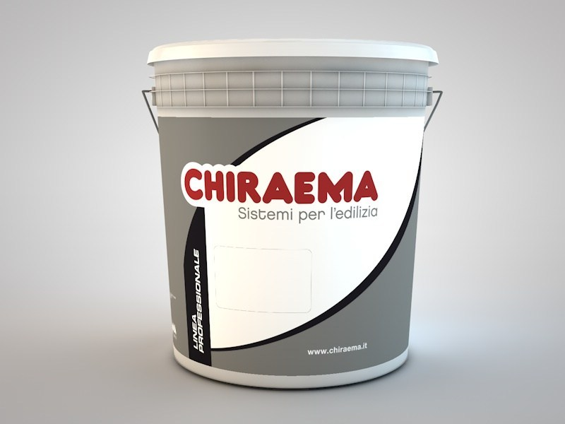Skim coat and cementitious finish for plaster SINTOMINERAL - CHIRAEMA