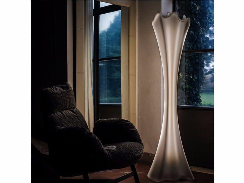 Polyethylene floor lamp SIPARIO LIGHT - Cattelan Italia