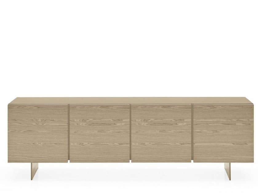 Sideboard with doors SIPARIO | Sideboard - Calligaris