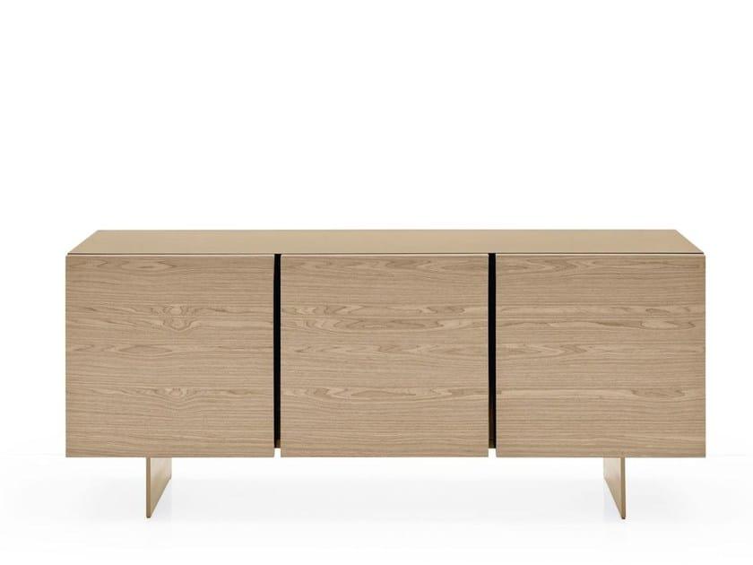 Sideboard with doors SIPARIO | Sideboard with doors - Calligaris