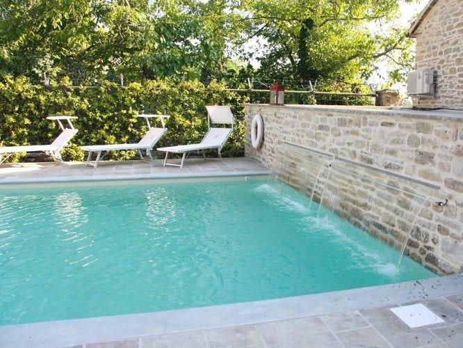 Pool liner SATURNIA by DRACO ITALIANA