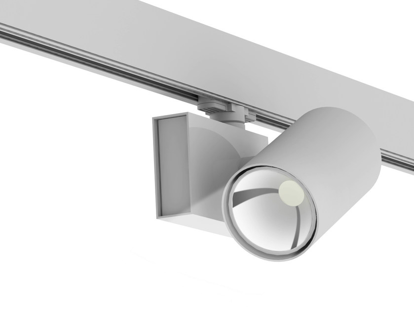 LED powder coated aluminium Track-Light SISTEMA V14 | Track-Light by Martinelli Luce