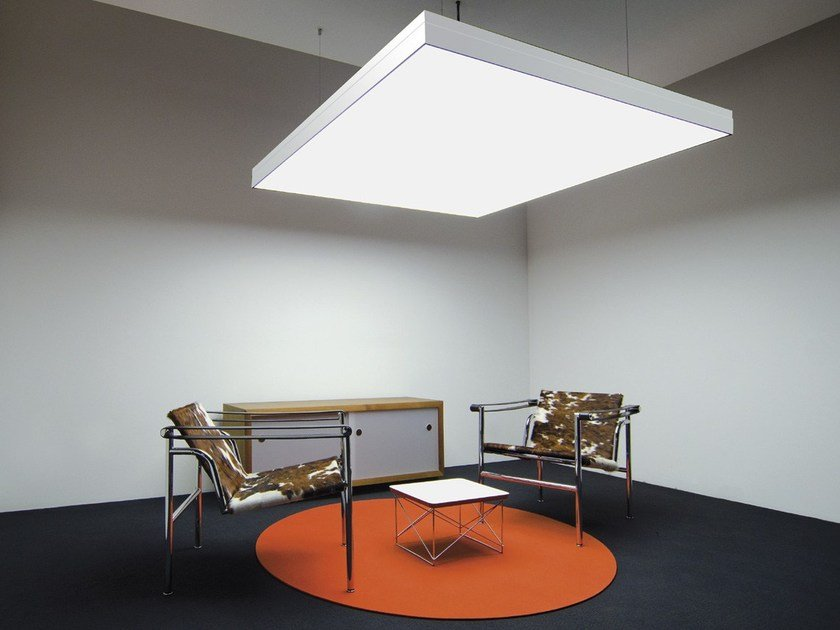 LED aluminium pendant lamp SKY - Sattler