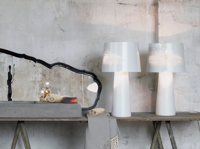 Metal table lamp SKY | Table lamp - Karman