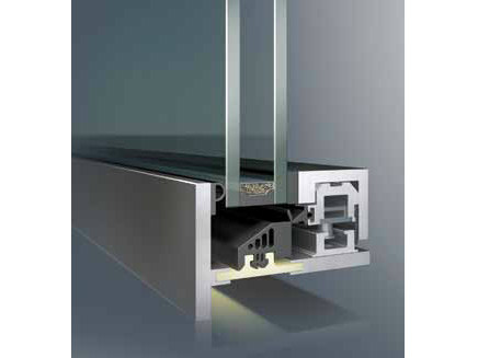 Steel thermal break window SL30® - PFT HEVO