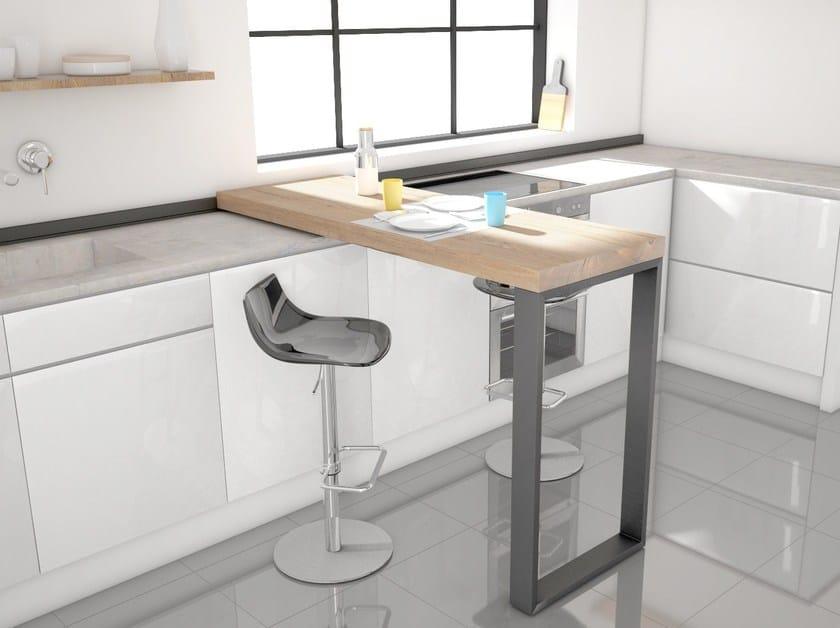 Mesa alta de cocina slide by cancio - Mesa alta cocina ...