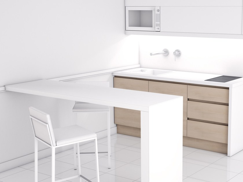 mange debout de cuisine slide by cancio. Black Bedroom Furniture Sets. Home Design Ideas
