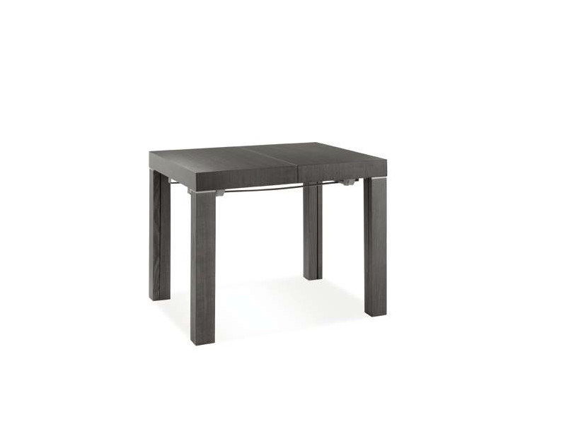 Extending rectangular laminate table SLIDE | Table - CREO Kitchens by Lube