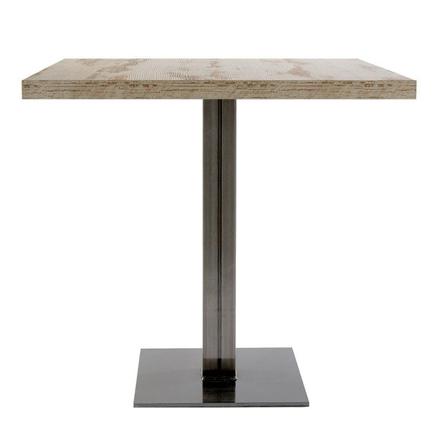 Iron table SLIM-44-WELD by Vela Arredamenti