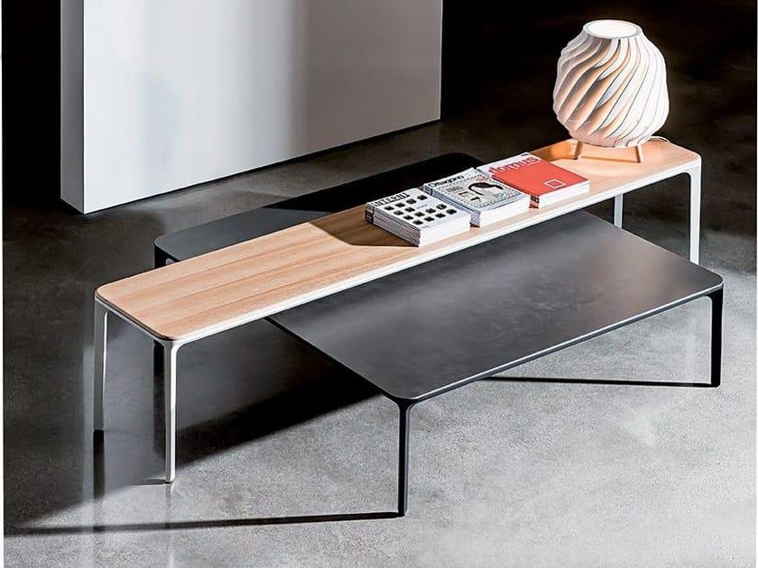 Coffee table SLIM H. 46 - SOVET ITALIA