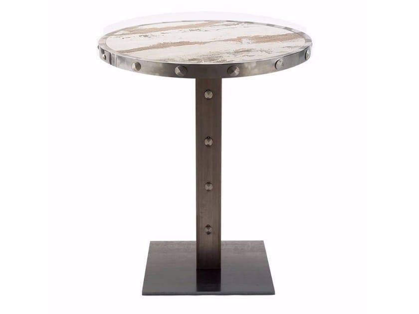 Round contract table SLIM BORG | Round table - Vela Arredamenti