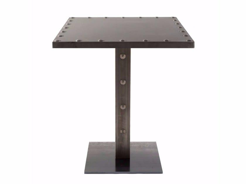 Tavolo rettangolare per contract SLIM BORG | Tavolo rettangolare - Vela Arredamenti