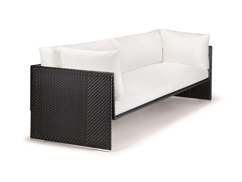 4 seater sofa SLIM LINE | 4 seater sofa by Dedon