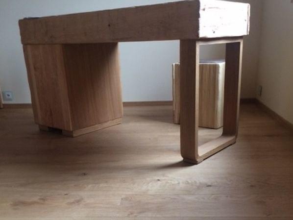Parquet grezzo prefinito spazzolato in legno SMART - MENOTTI SPECCHIA PROJECT